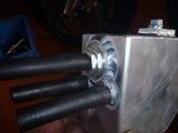 1号機ヘッドカバーガスケット、オイルキャッチタンク交換 (5)