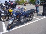 2014徳島絶版バイクミーティング  フライングゲット号 (1)