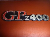 Z400GPサイドエンブレム
