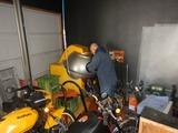 徳島絶版バイクミーティングの準備 (5)