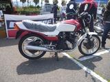 2014徳島絶版バイクミーティング CBX400F未再生新古車 (1)