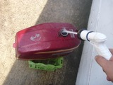 1号機用タンク洗浄