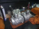まっきー号エンジン組立て開始腰下偏 (31)