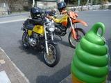 伊賀上野山のたまごツーリング (5)