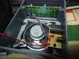 エレキギター用アンプAC電源配線入替え (1)