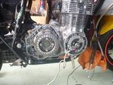 さいとうRエンジン搭載組立 (3)