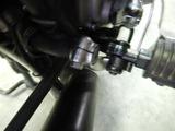 CB400F京都H様前後タイヤ交換と不具合修正 (6)