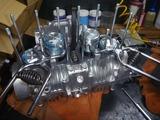 10年熟成H号エンジン組立て腰上 (2)