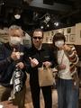 嫁と初めてのLIVE 横浜銀蝿一家 (3)