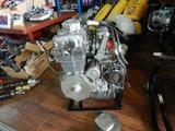 CP1号機エンジンをベホリR Tエンジンに (5)