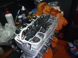 N様500cc化エンジン腰上組立て (4)