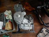 CP1号機エンジンをベホリR Tエンジンに (2)