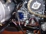 1号機油圧センサー交換 (1)
