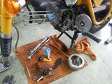 Z50Zエンジン腰上OH組立 (4)