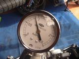 浜のK号実圧縮圧力測定 (3)
