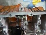 まっきーR号エンジン腰下組立 (2)
