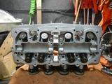 CB400F半袖一家Y様号内燃機加工終了腰上組み立て (5)