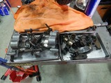 ZRX400フロントブレーキOH (4)