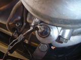 CP1号レーサー復旧作業油温計 (1)