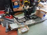 CB400国内398cc部品取り付けと部品管理 (2)