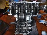 10年熟成H号エンジン組立て腰下 (2)