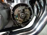 高槻O様CB400エンジン不調原因調査入庫210913 (2)