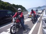 合同ツーリング in 角島 (56)