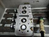 22号機高槻S号シリンダーヘッド燃焼室カーボン除去