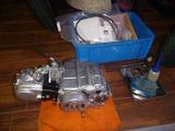 M型モンキーエンジン組立て (13)