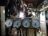 CB400国内398ccF2CP25号機火入れ調整210629 (5)
