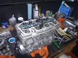 1号レーサーエンジン組立て (6)
