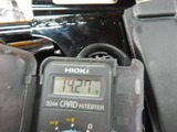 CB400F国内408ccCP20号機発電チェック (5)