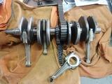 まっきーR号エンジン腰下組立 (1)