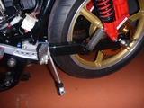 500cc化計画フレーム補強 (2)
