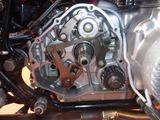 500cc化車両R側からの異音? (1)