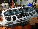 沖縄A様CB400エンジン仕上げ210731 (2)