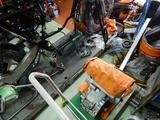 まっきーレーサーエンジン搭載180816 (1)