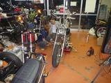 DS4車検営業終了後の整備 (1)