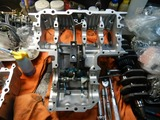 CB400国内398ccCP25号機エンジン組み立て準備 (4)