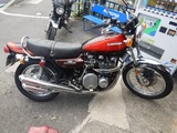 Z750RS引取り (3)