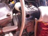 GS400 2 キャブ分解洗浄 (2)