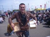 2014徳島絶版バイクミーティング  無欲の勝利者達 (2)