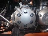 1号機乾式クラッチオイル漏れ修理2回目160818 (1)