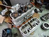 部品取り408エンジン分解 (2)