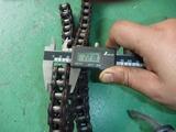 2号機ドライブチェーン交換 (2)