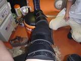 新しい右足 (2)
