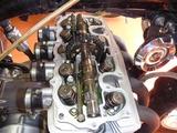 1号機エンジン分解&組立て