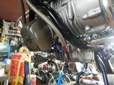 沖縄A様CB400エンジン仕上げオイルパンフィルターケース210807 (1)