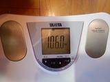 190309今朝の体重