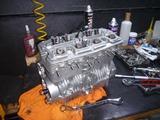 CPレーサーエンジン3腰上組立て (4)